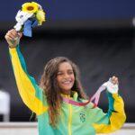 Skate-«Fee» Rayssa Leal verzaubert Brasilien und Tony Hawk