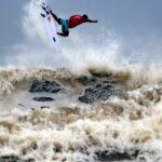 Ferreira und Moore erste Olympia-Sieger im Surfen